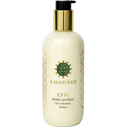 AMOUAGE Epic Woman body milk 300ml