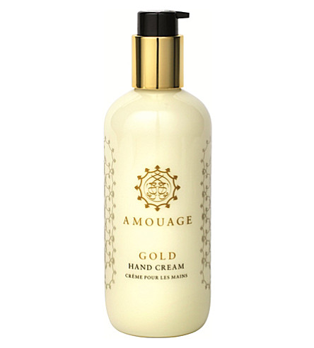 AMOUAGE Gold Woman hand cream 300ml