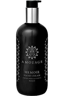 AMOUAGE Memoir Woman hand cream 300ml