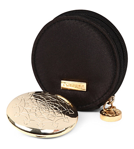 AMOUAGE 'Gold' solid fragrance compact