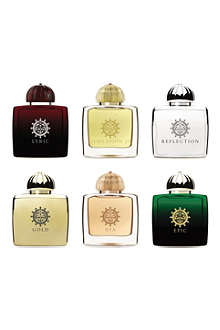 AMOUAGE Miniatures set for women 6x7.5ml