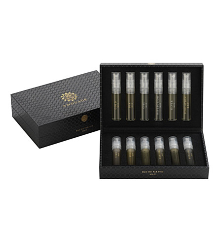AMOUAGE Sampler box for men 6 x 2ml