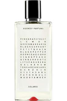 AGONIST Solaris eau de parfum 50ml
