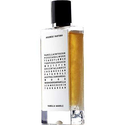 AGONIST Vanilla Marble eau de parfum 50ml