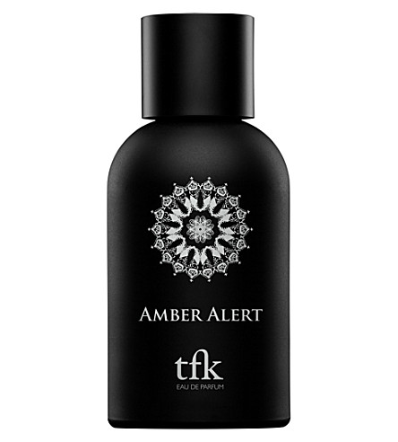 THE FRAGRANCE KITCHEN Amber Alert eau de parfum 100ml
