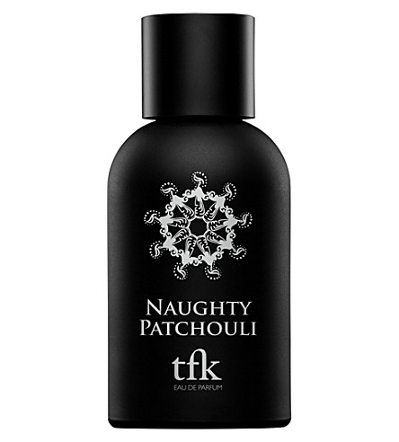 THE FRAGRANCE KITCHEN Naughty Patchouli eau de parfum 100ml