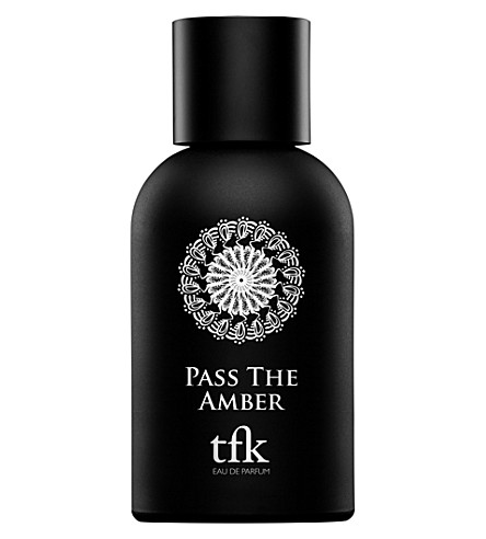 THE FRAGRANCE KITCHEN Pass The Amber eau de parfum 100ml