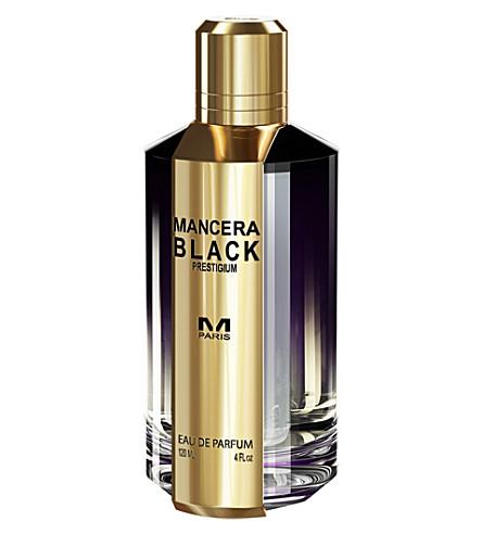 MANCERA Black Prestigium 浓香水 120毫升