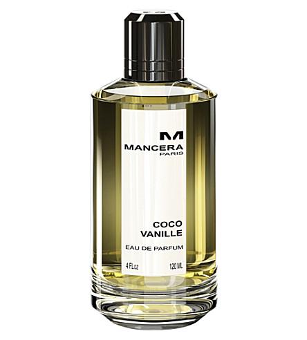 MANCERA Coco Vanille eau de parfum 120ml