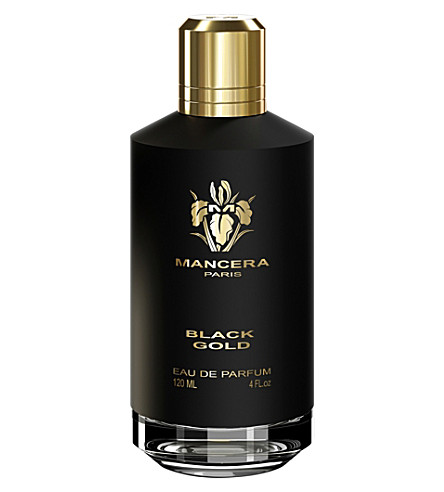 MANCERA Black Gold eau de parfum 120ml