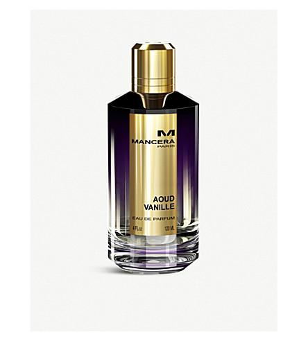 MANCERA Aoud Vanille eau de parfum