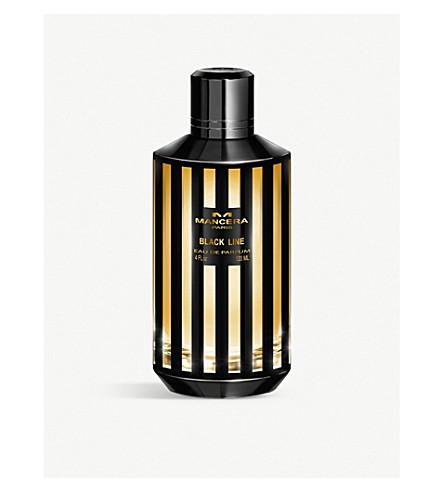 MANCERA 黑线香水120毫升
