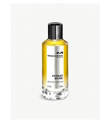 MANCERA Cedrat Boise eau de parfum