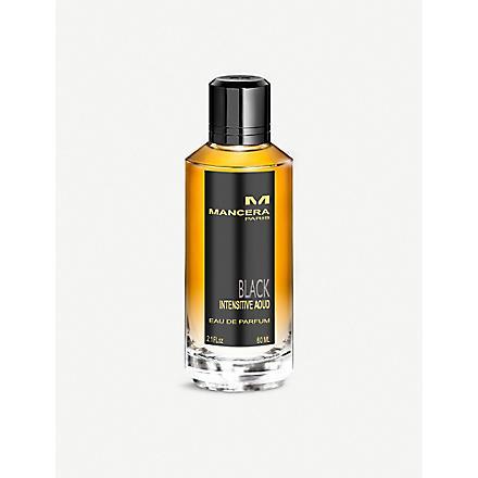 MANCERA Intensive Aoud Black eau de parfum