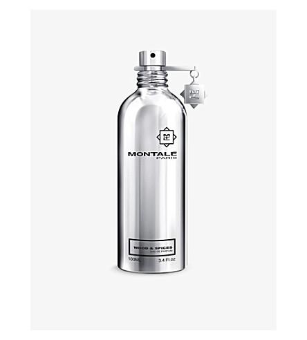 MONTALE Wood and Spices eau de parfum 100ml