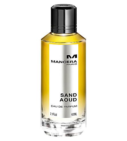 MANCERA Sand Aoud eau de parfum