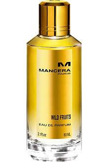 MANCERA Wild Fruits eau de parfum