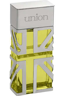 UNION Gunpowder Rose eau de toilette