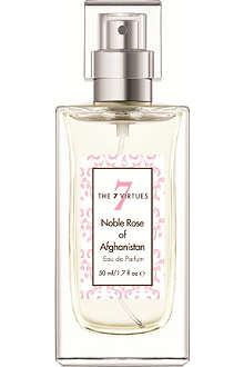 THE 7 VIRTUES Noble Rose of Afghanistan eau de parfum 50ml