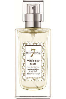 THE 7 VIRTUES Middle East Peace eau de parfum 50ml