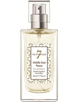 THE 7 VIRTUES Middle East Peace eau de parfum 50ml