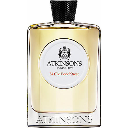 ATKINSONS 24 Old Bond Street vinegar 100ml