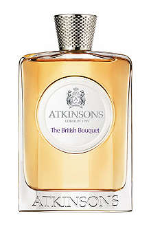 ATKINSONS The British Bouquet Man eau de toilette 100ml