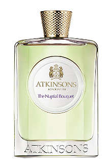 ATKINSONS The Nuptial Bouquet Woman eau de toilette 100ml