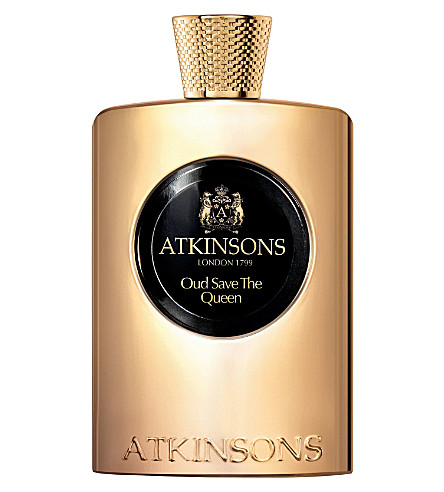ATKINSONS Oud Save the Queen 浓香水 100 毫升