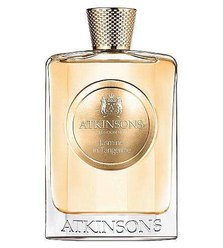 ATKINSONS Jasmine in Tangerine eau de parfum 100ml