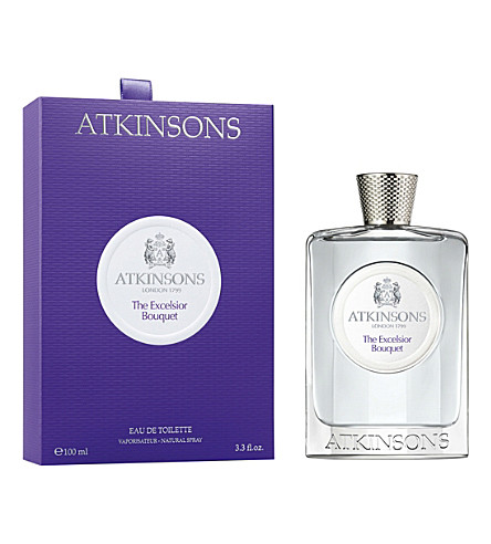 ATKINSONS The Excelsior Bouquette eau de toilette 100ml
