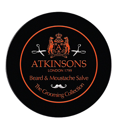 ATKINSONS Beard & Moustache Salve 75ml
