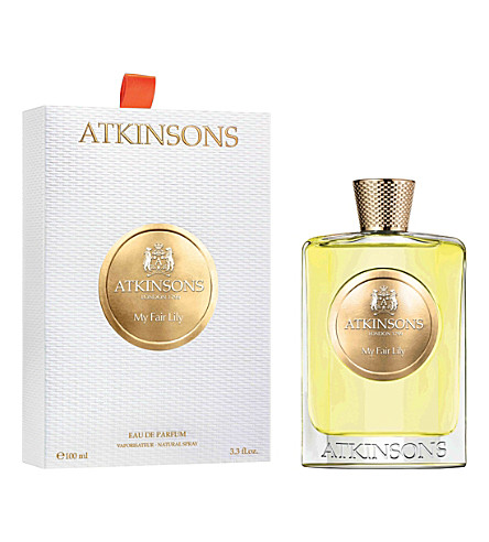 ATKINSONS My Fair Lily eau de parfum 100ml