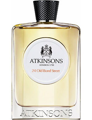 ATKINSONS 24 Old Bond Street eau de cologne