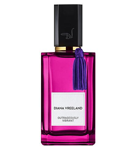 DIANA VREELAND Outrageously Vibrant eau de parfum