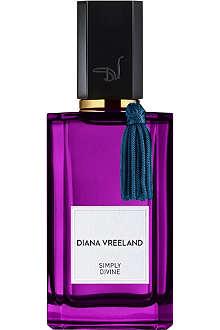 DIANA VREELAND Simply Divine eau de parfum