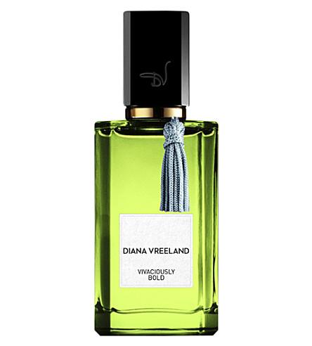 DIANA VREELAND Vivaciously Bold eau de parfum