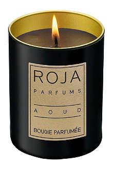 ROJA PARFUMS Aoud small candle