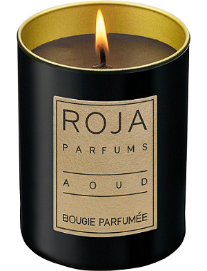 ROJA PARFUMS Aoud small candle