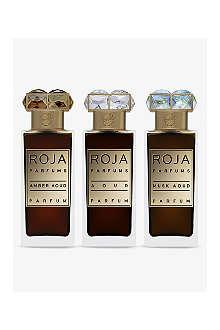 ROJA PARFUMS Aoud Parfum De Voyage 3 x 30ml