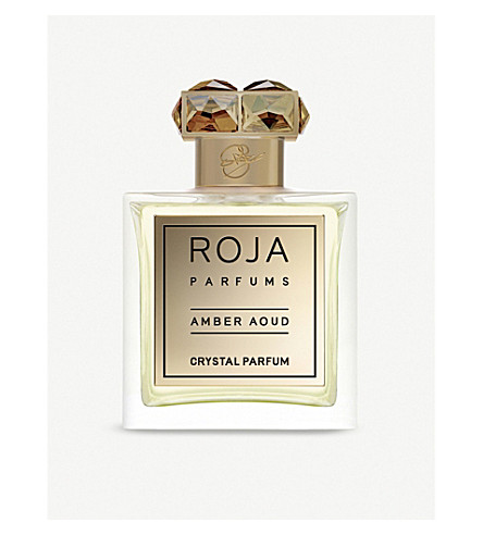 ROJA PARFUMS Amber Aoud Crystal Parfum 100ml