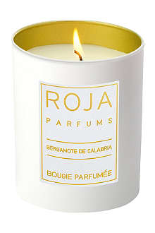 ROJA PARFUMS Bergamote De Calabria small candle