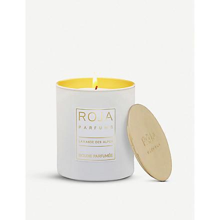 ROJA PARFUMS Lavande Des Alpes small candle