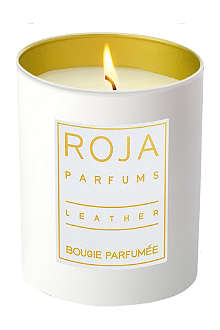 ROJA PARFUMS Leather small candle