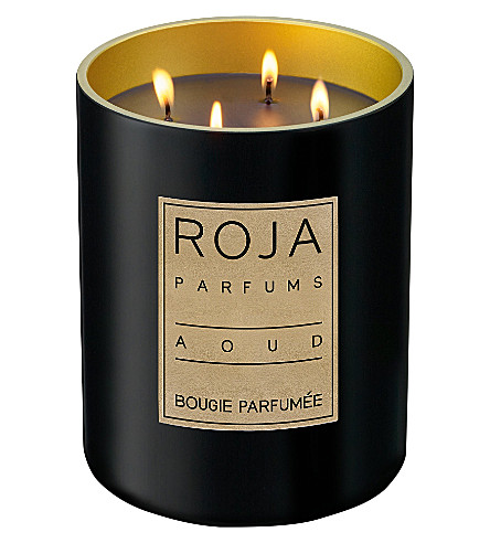 ROJA PARFUMS Aoud large candle 2.2kg