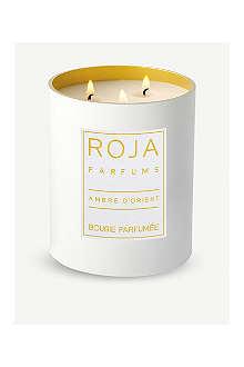 ROJA PARFUMS Ambre D'Orient medium candle