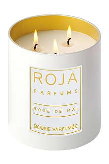 ROJA PARFUMS Rose De Mai medium candle