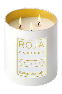 ROJA PARFUMS Vetiver medium candle
