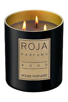 ROJA PARFUMS Aoud medium candle