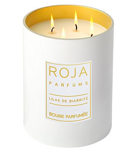 ROJA PARFUMS Lilas De Biarritz large candle 2.2kg